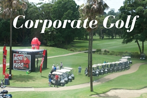 Have your corporate golf day at Cromer Golf Club