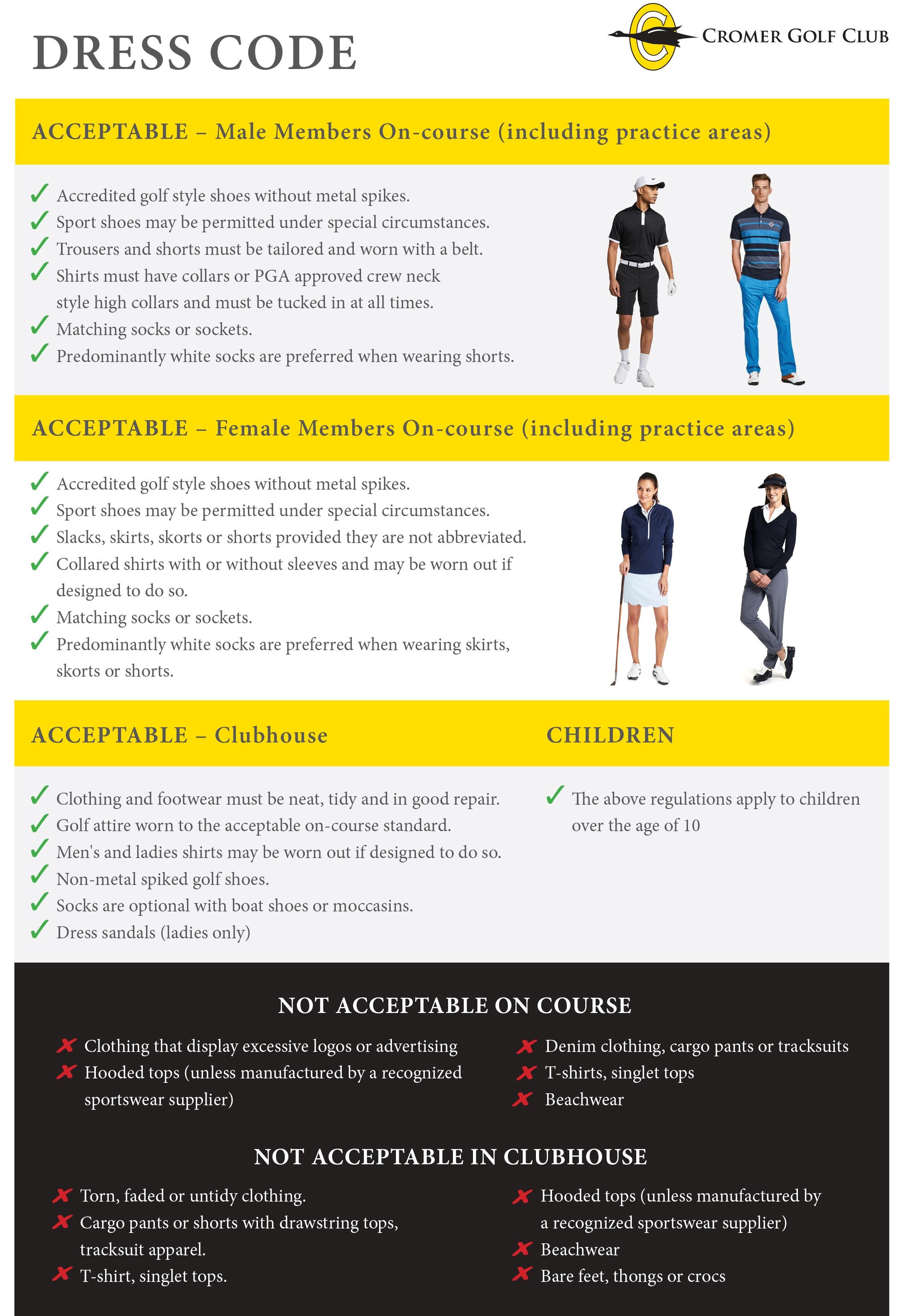 Dress Code Image